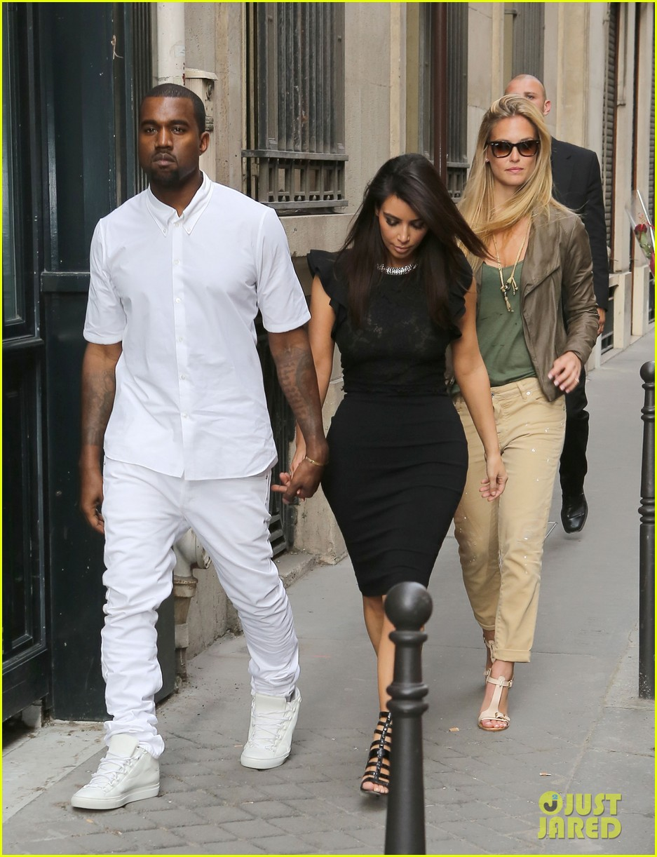 Kanye West Fashion Style 2012 Images Galleries With A Bite