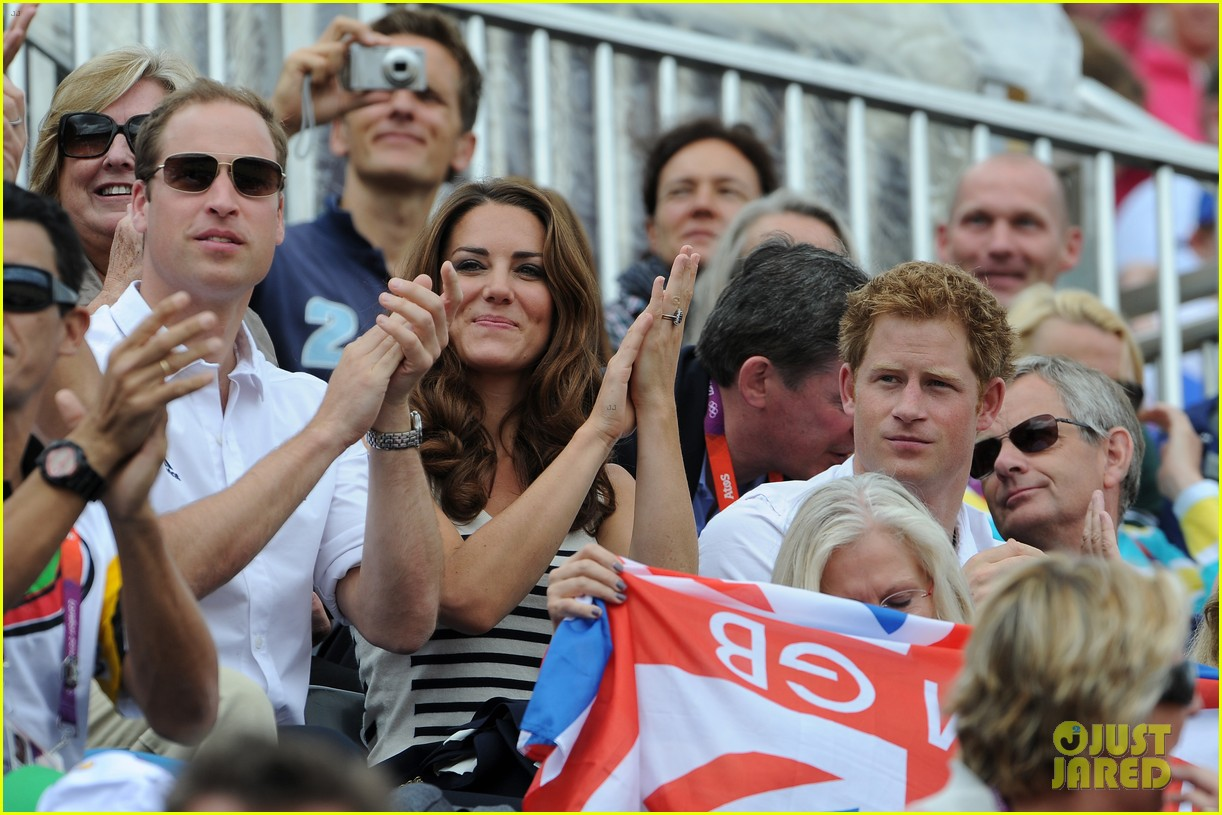 duchess kate prince william watch zara win silver medal 18