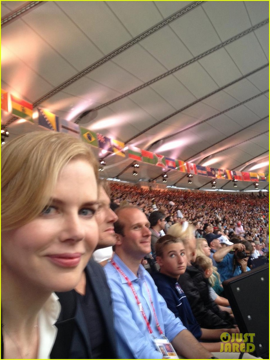 nicole kidman royals london olympis opening ceremony pics 012692949