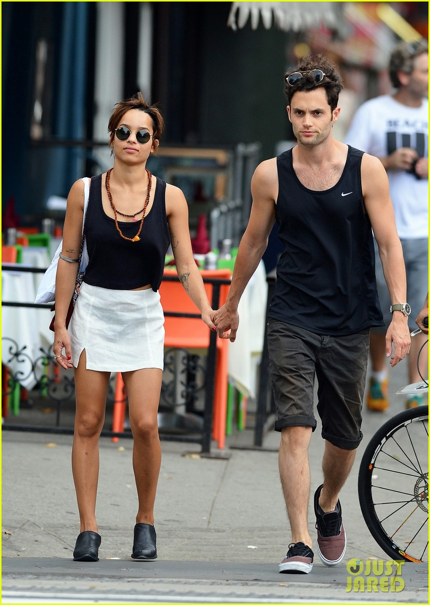 zoe kravitz penn badgley east village lovers 05
