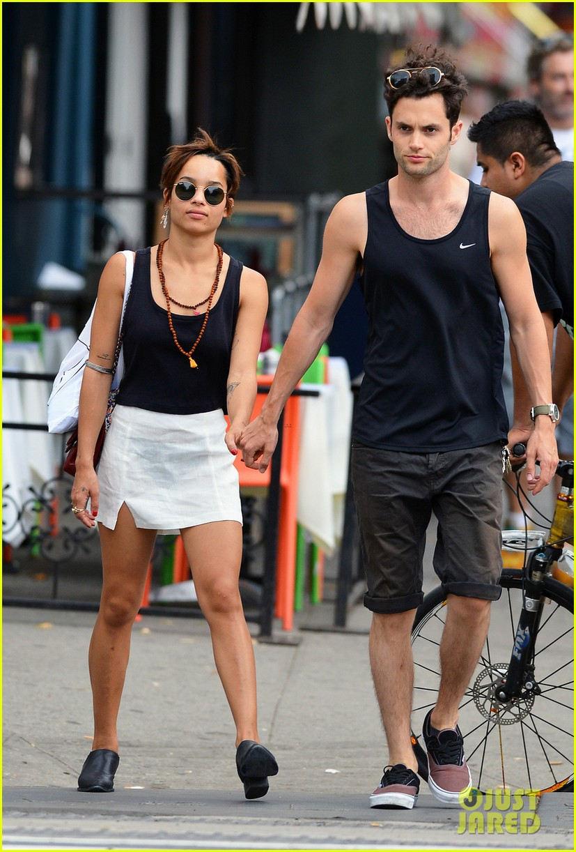 zoe kravitz penn badgley east village lovers 06