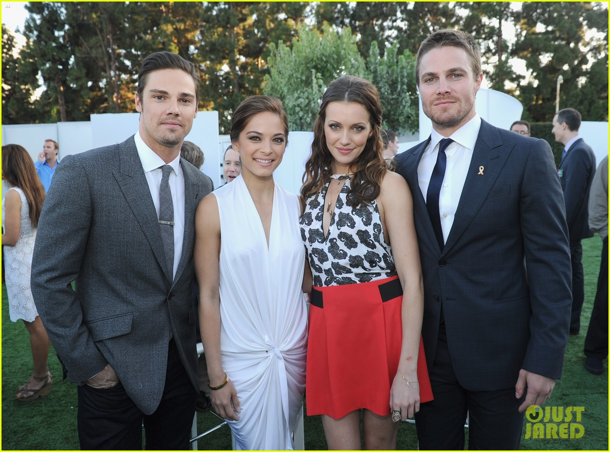 kristin kreuk jay ryan 2012 tca summer party 01