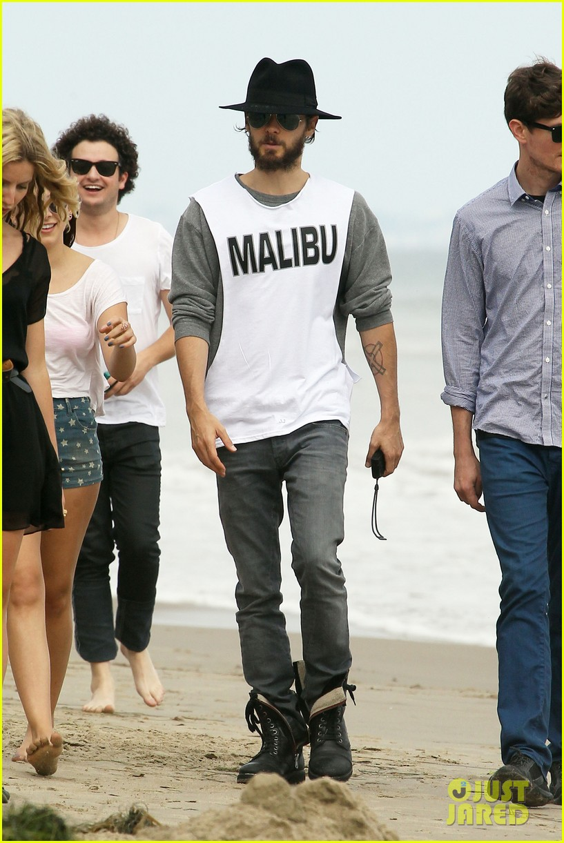 jared leto malibu shirt 08