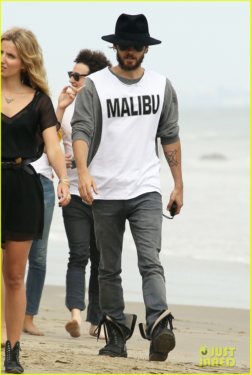 jared leto malibu shirt 12