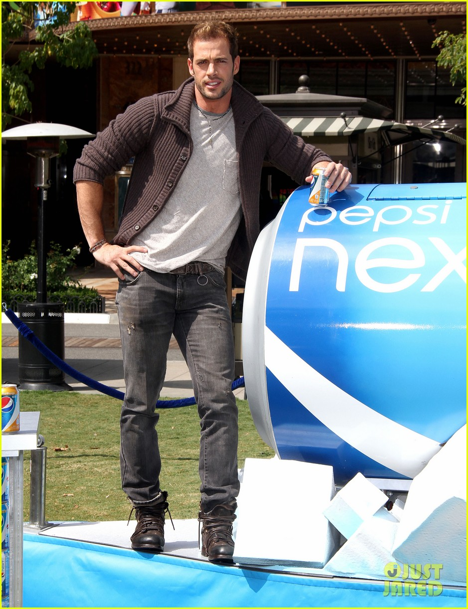 william levy pepsi launch 142688850