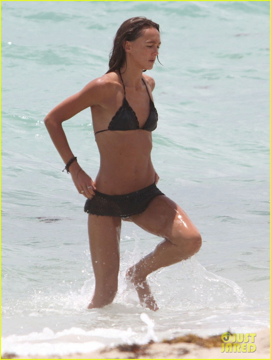 kellan lutz beach day with sharni vinson 042685541