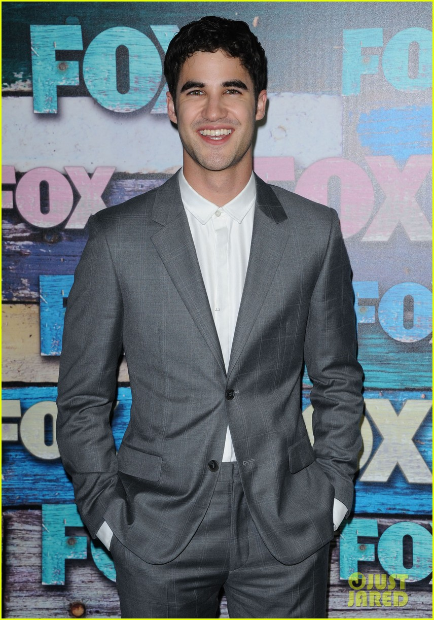 matthew morrison fox all star party with glee guys 16