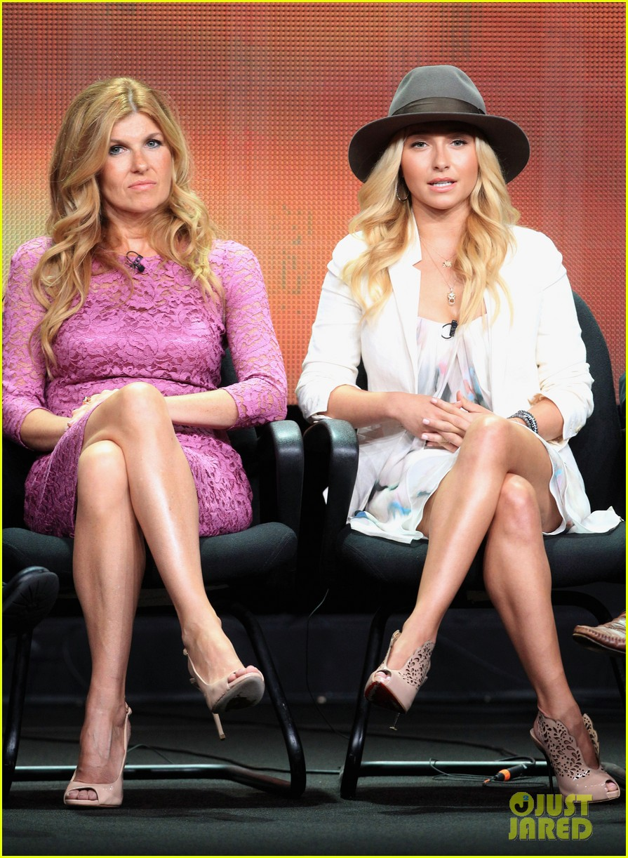 hayden panettiere connie britton tca press tour 08