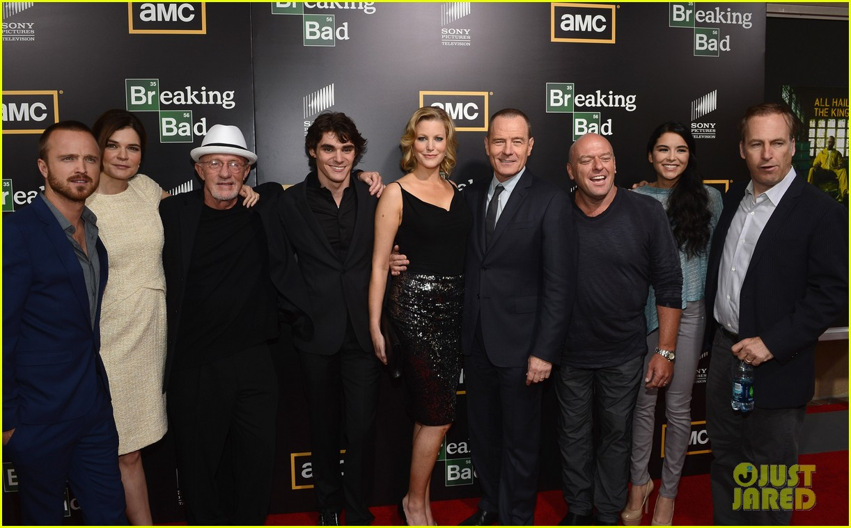 aaron paul bryan cranston breaking bad premiere 052687806