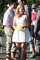 amy poehler they came together set with archie 07