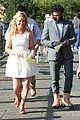 amy poehler they came together set with archie 11