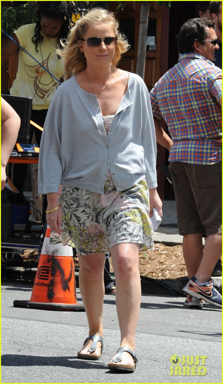 amy poehler they came together set 05