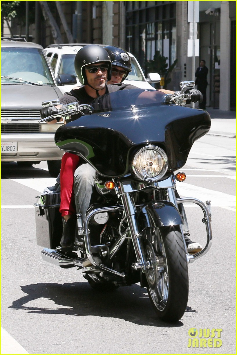 leann rimes harley with eddie 13