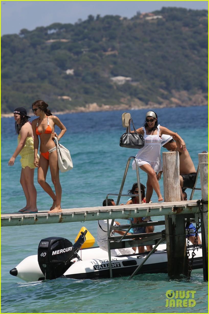 cristiano ronaldo yacht ride cristiano jr irina shayk 12