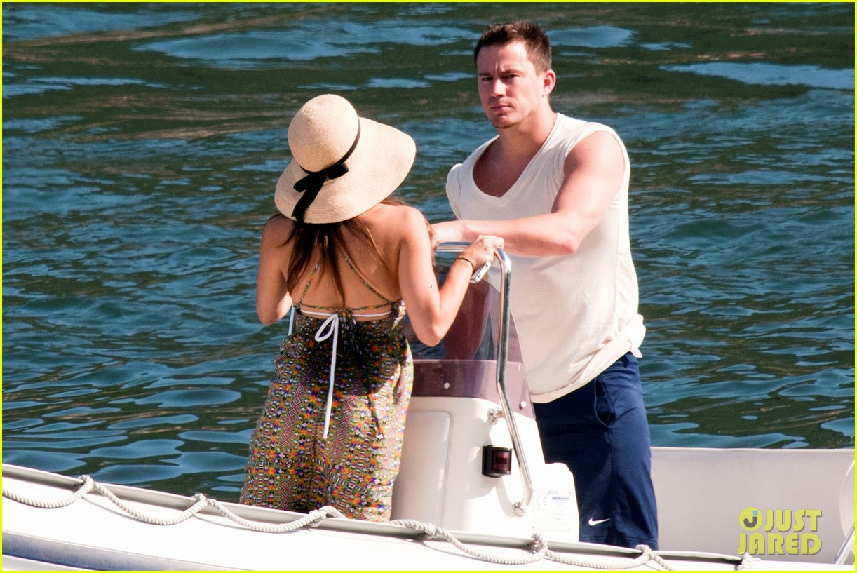 channing tatum jenna dewan italy with stacy keibler 02