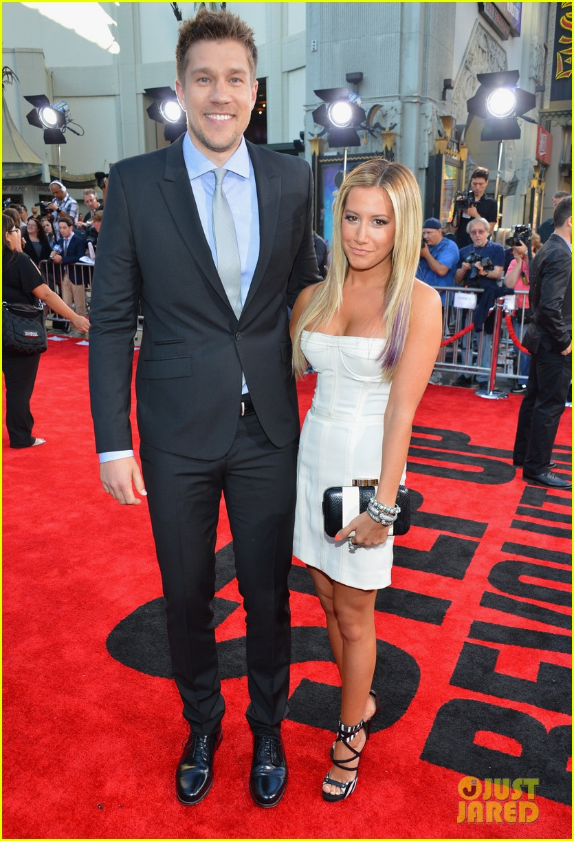 ashley tisdale ryan guzman step up revolution premiere 14