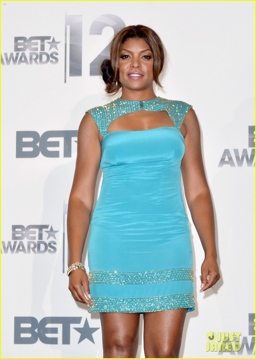 kerry washington taraji p henson bet awards 2012 08