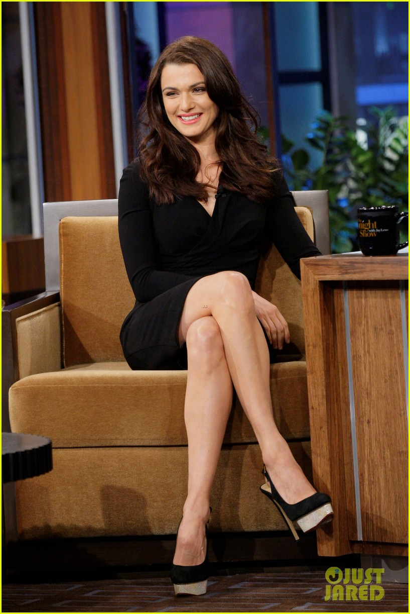 rachel weiz tonight show with jay leno appearance 052689724