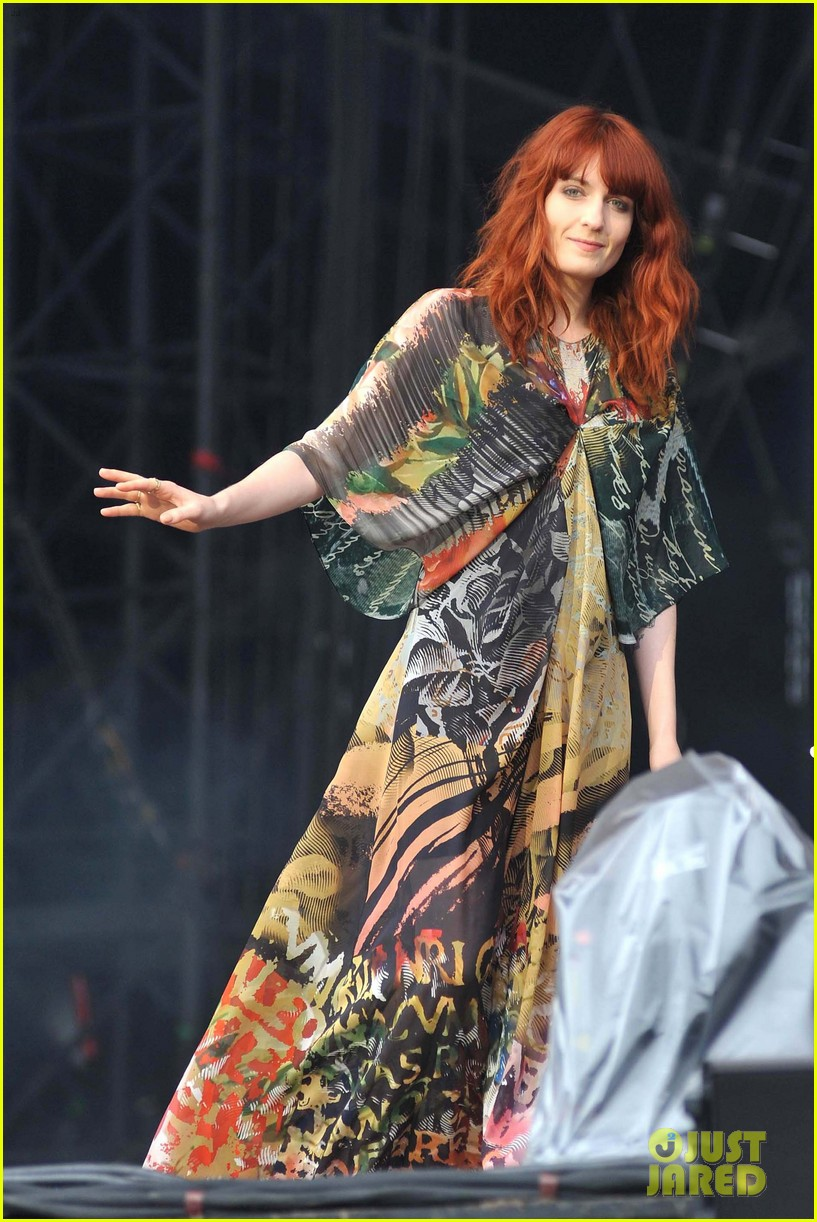 florence the machine live at phoenix park 08
