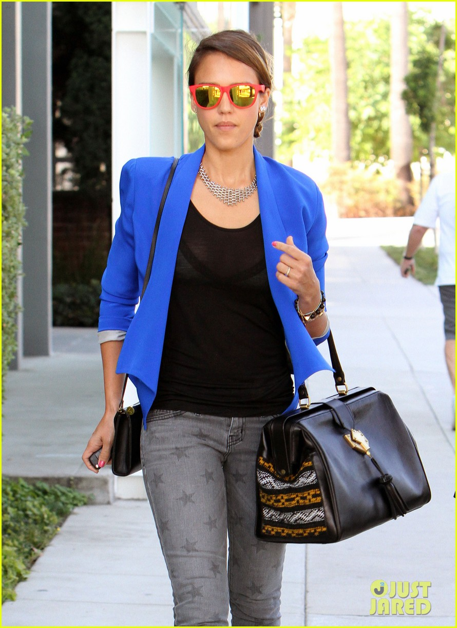 jessica alba kimball hastings lunch 12