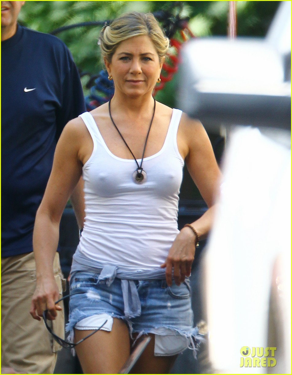jennifer aniston were the millers in wilmington 16