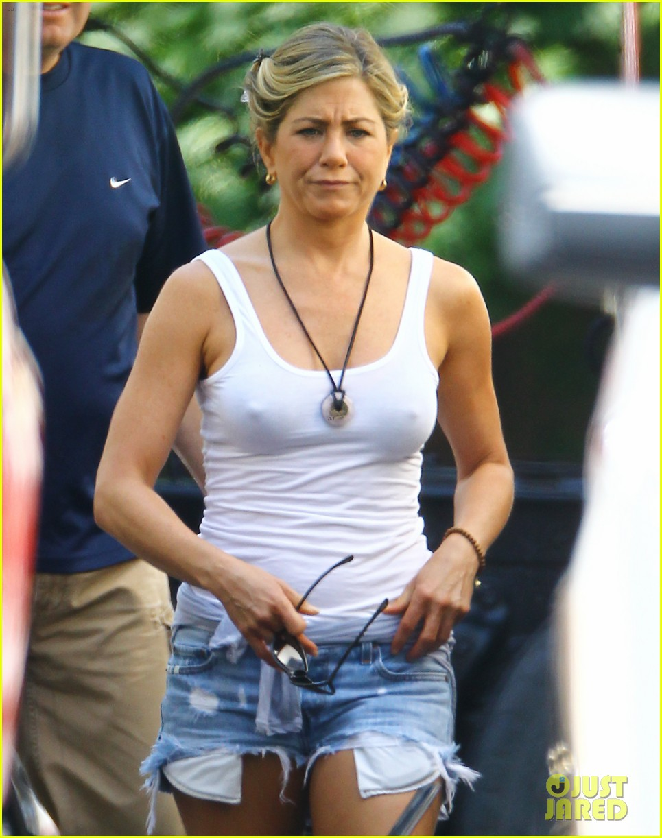 jennifer aniston were the millers in wilmington 18