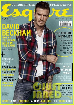david beckham esquire cover 01