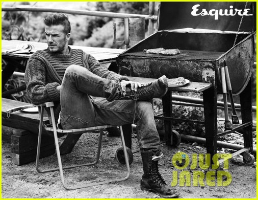 david beckham esquire cover 02