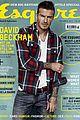 david beckham esquire cover 01