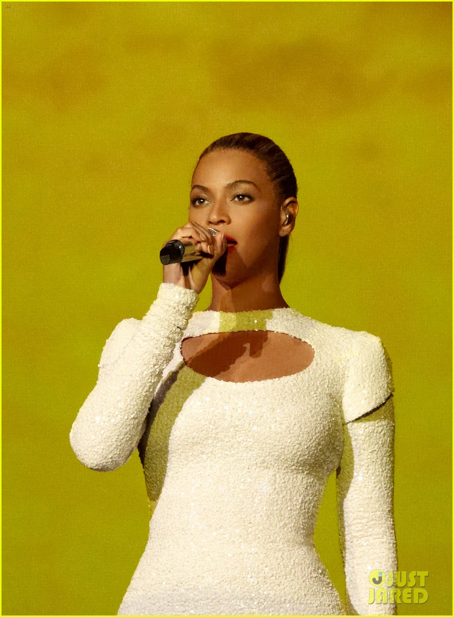 Beyonce: Anderson Cooper 360° Interview for 'I Was Here ... Beyonce Knowles Wedding Pictures