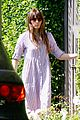 jessica biel leaving friends house 03