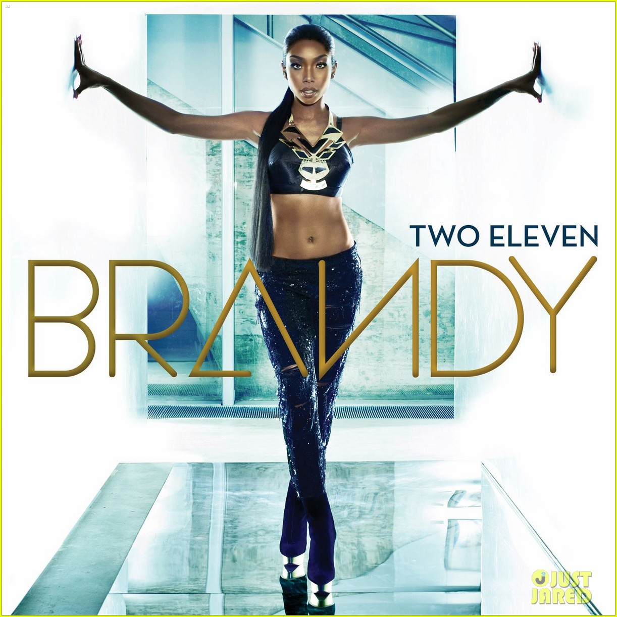 brandy two eleven album cover artwork revealed