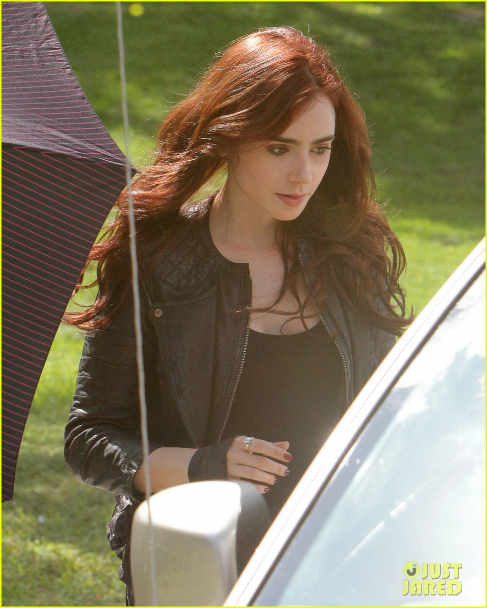 mortal instruments lily collins