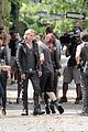 lily collins jamie campbell bower mortal instruments set 14