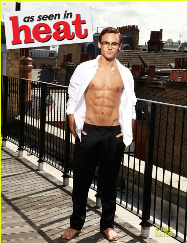 tom daley new shirtless photo shoot 01