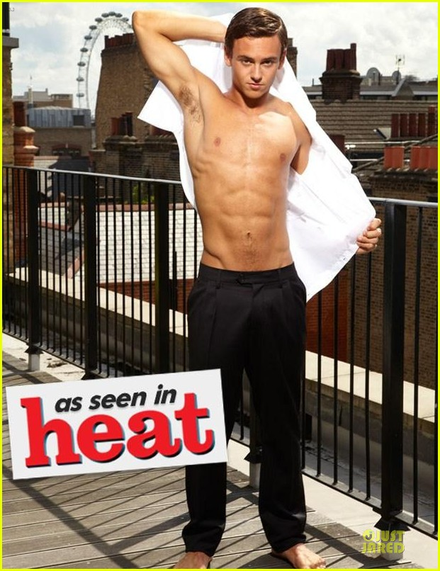 tom daley new shirtless photo shoot 032706166