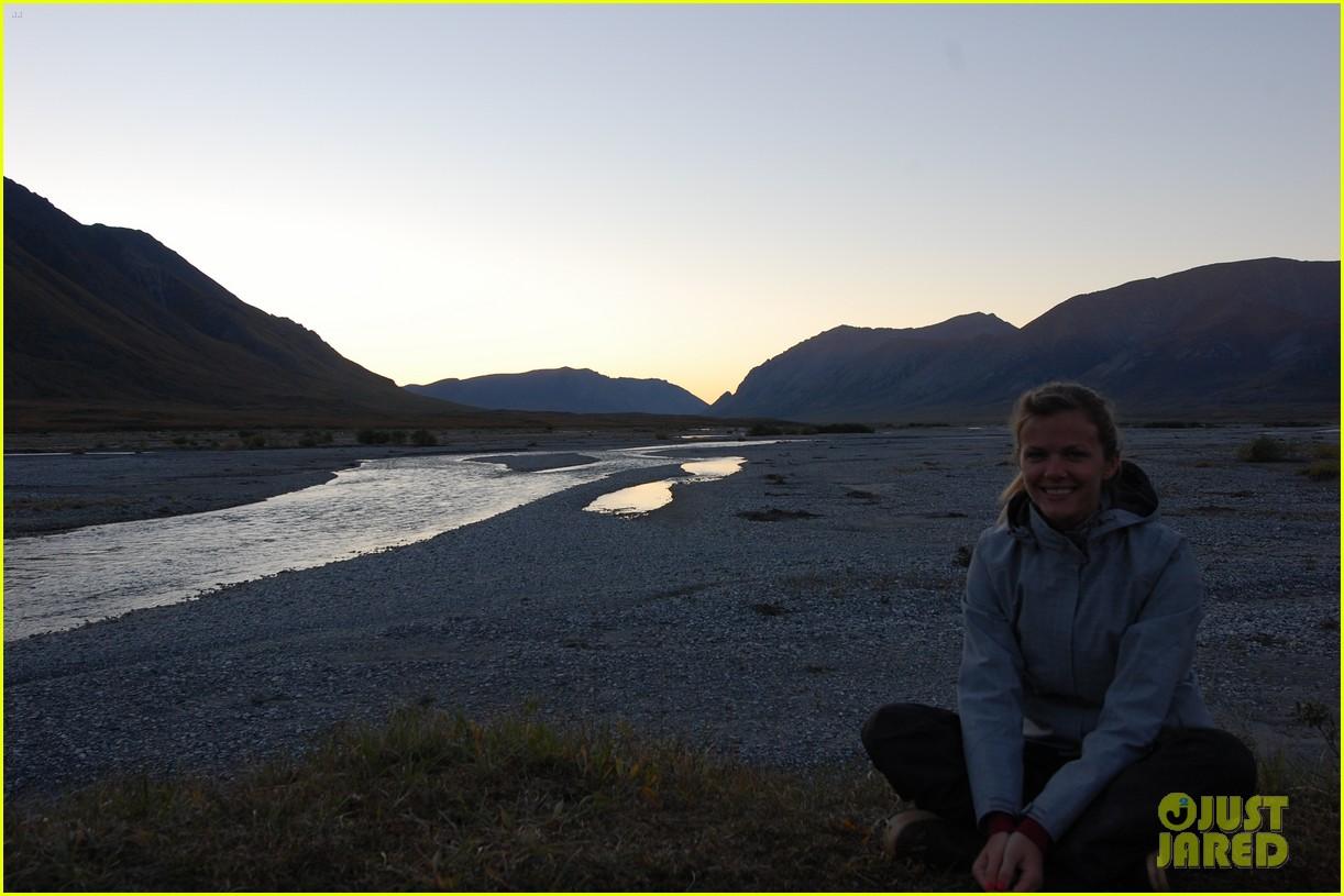 brooklyn decker arctic wildline rescue camping 02