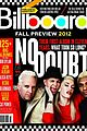 no doubt covers billboard fall music preview 2012