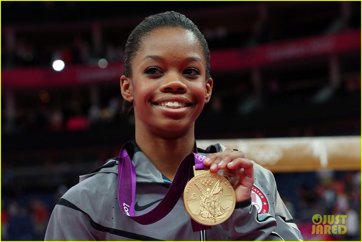 Gabby Douglas 2012 Olympics Gold