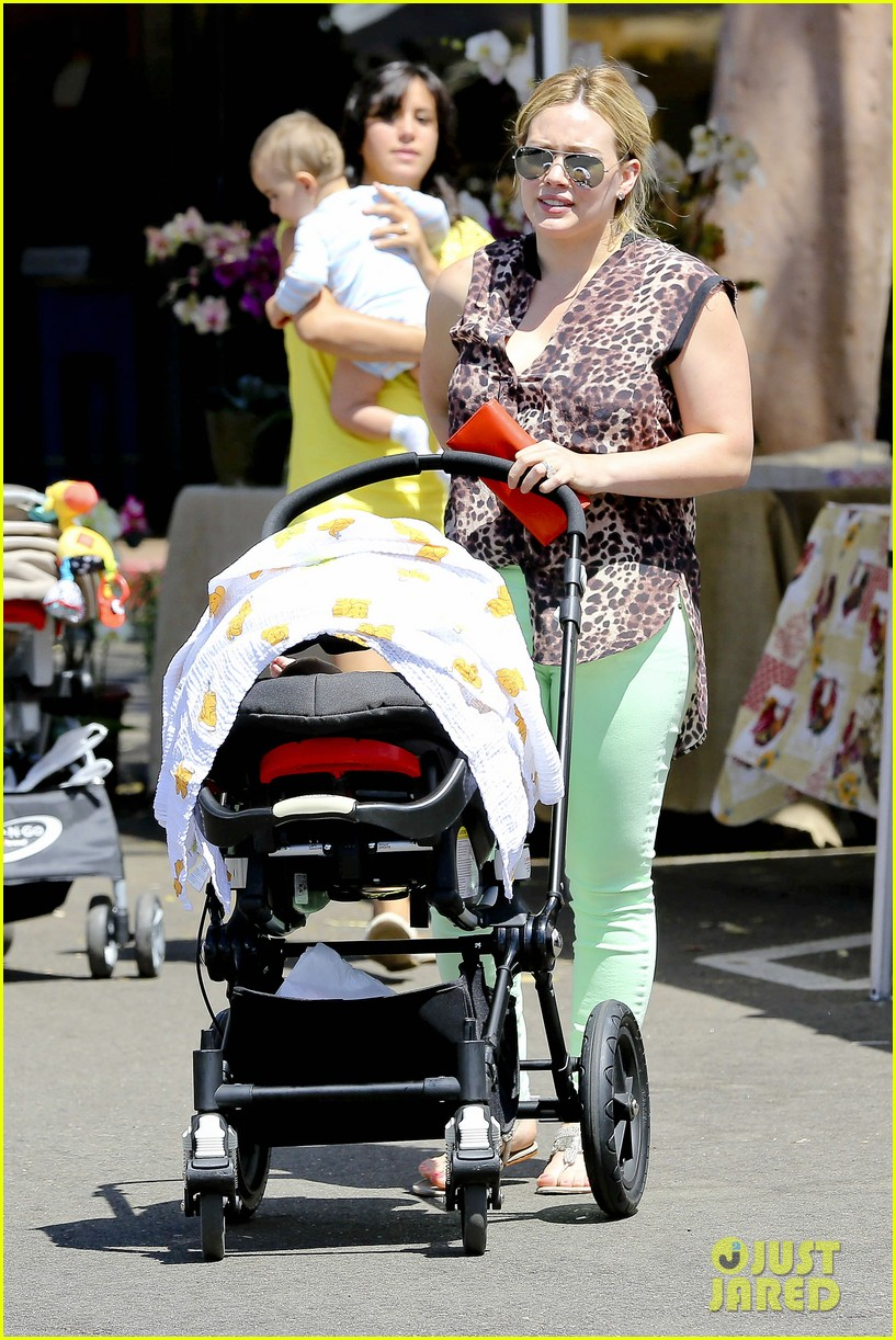 hilary duff mindy project party 02