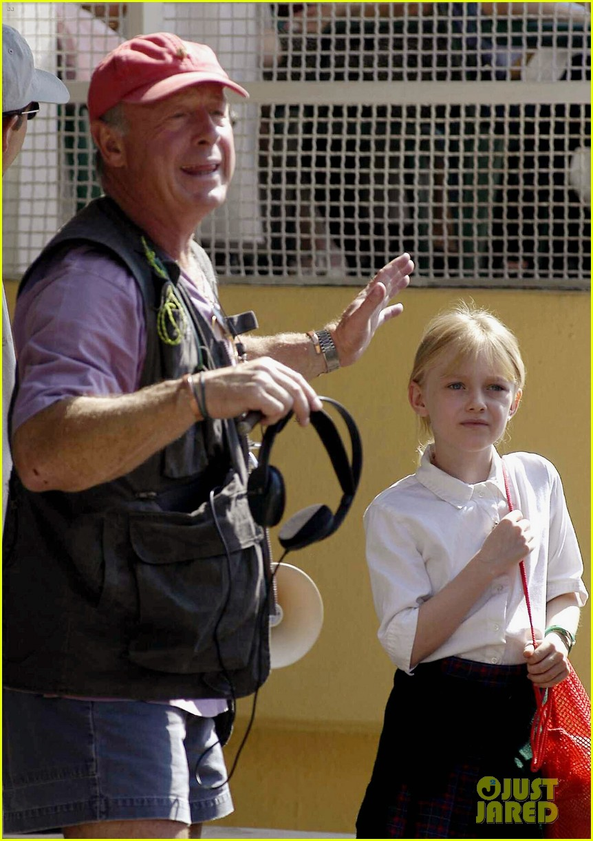 dakota fanning remembers man on fire director tony scott 02