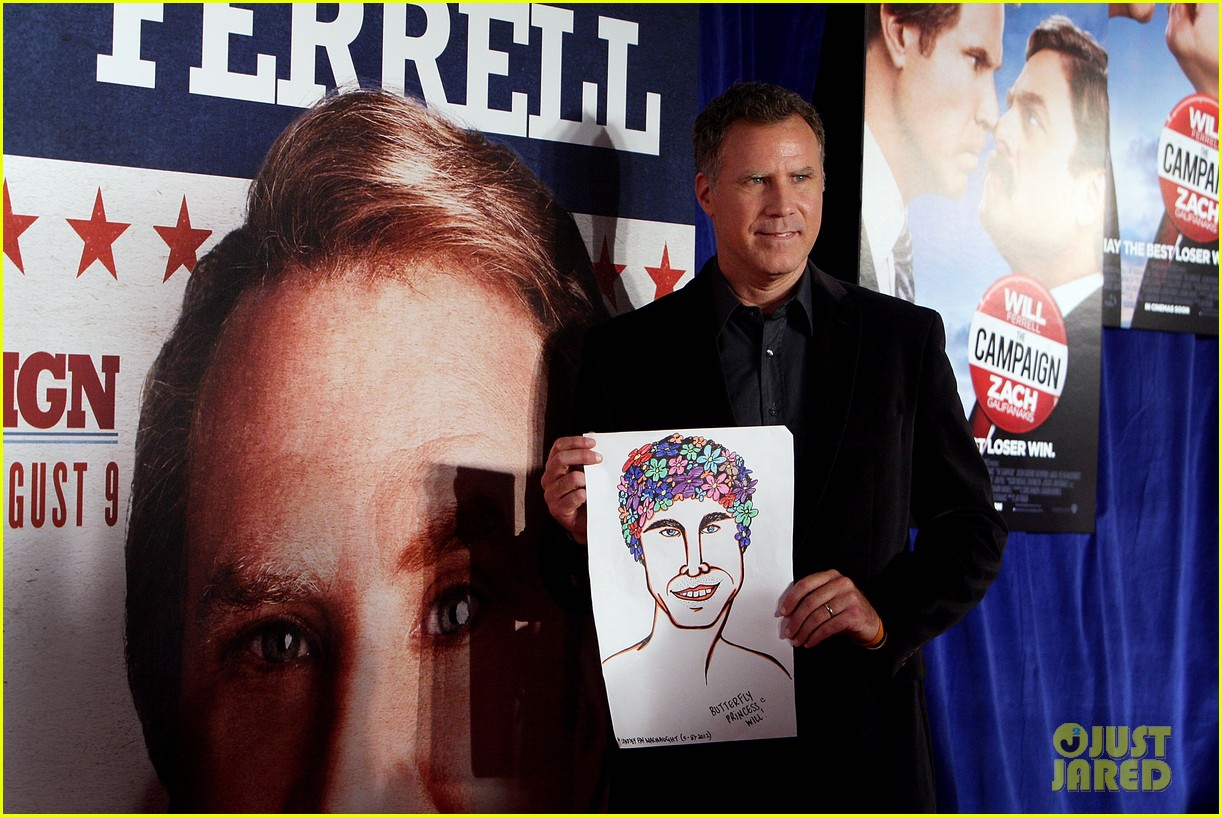 will ferrell brings the campaign to australia 03