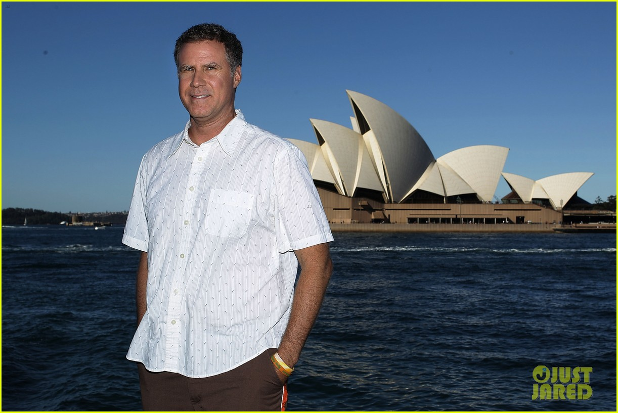 will ferrell brings the campaign to australia 13