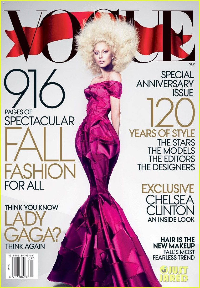 lady gaga covers vogue september 2012 01