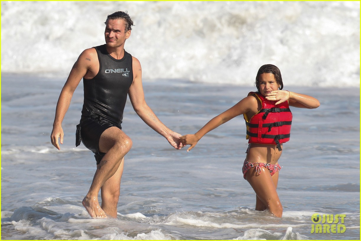 balthazar getty beach with kids 11