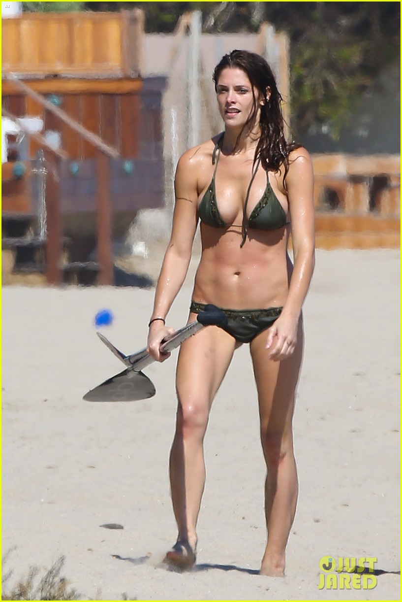 ashley greene bikini babe in malibu 01
