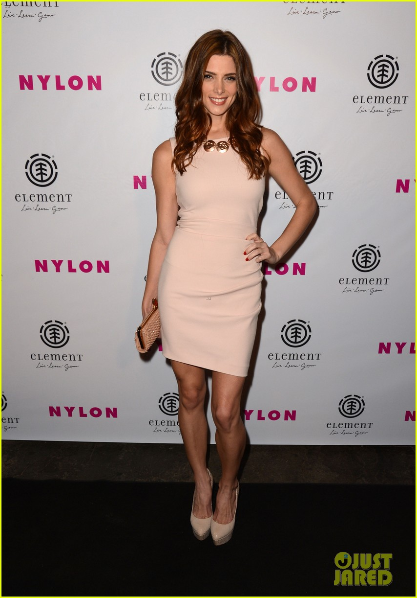 ashley greene nylon cover party 03