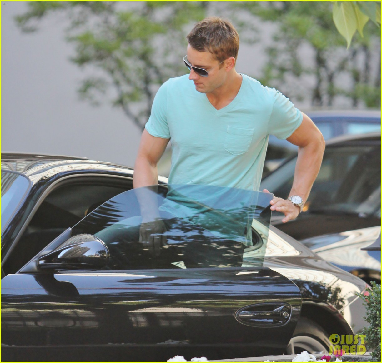 justin hartley porsche joyride 072697163