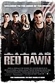 chris hemsworth red dawn poster trailer 01