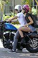 josh hutcherson motorcycle date 07